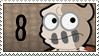 9: 8Bug Stamp by Jenny-Jen