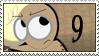 9: 9Bug Stamp