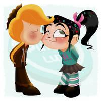 WiR: Sweet On You by Jenny-Jen