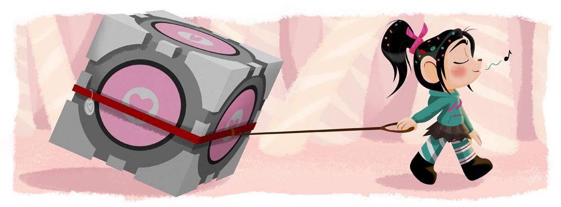 WiR: Pet Cube by Jenny-Jen