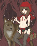 . Red Riding Hood .