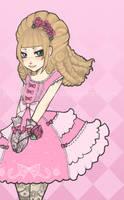 . lolita valentine - admire . by patternfactory