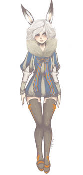 Gaia Online - Blue