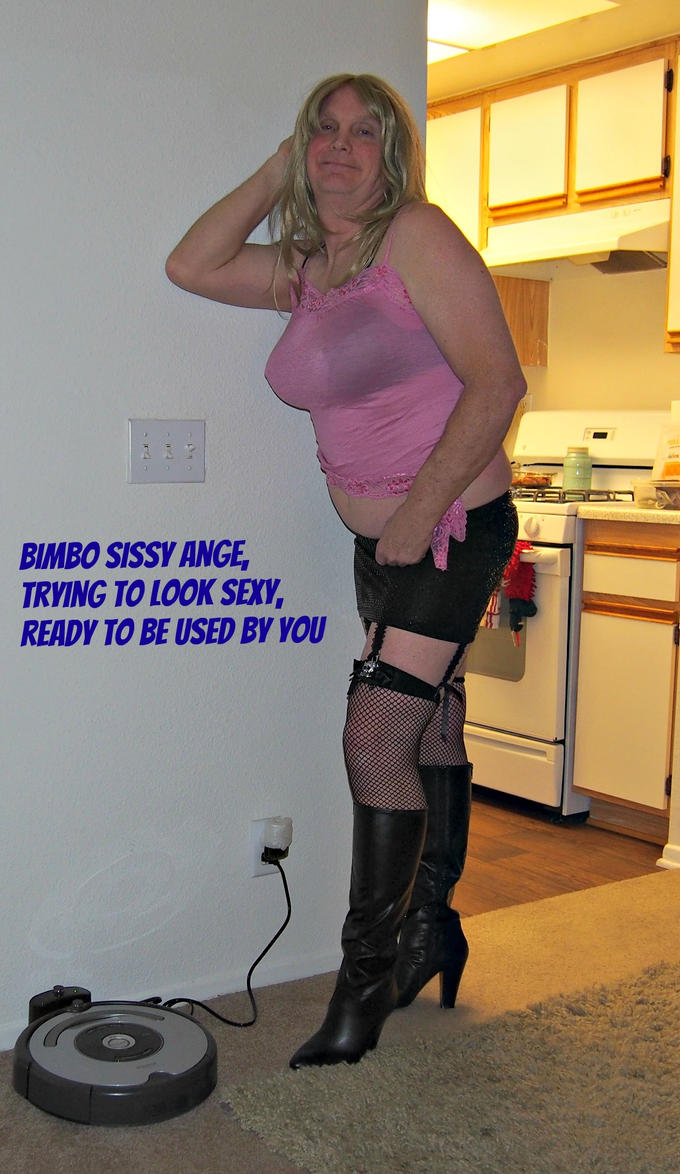 Bimbo Sissy Angie 57 by bimbosissyangie