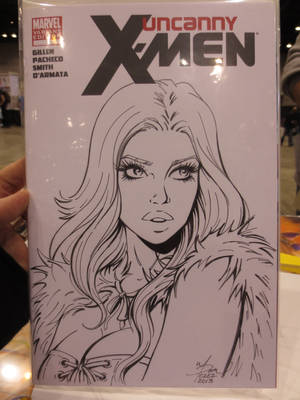 White Queen blank commission