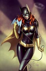 Batgirl Commission Colors