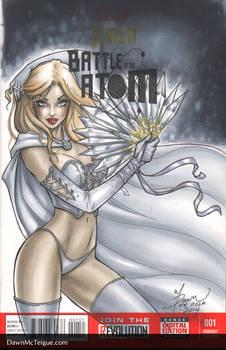 Emma Frost Blank