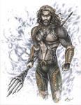 Aquaman Commission