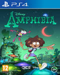 Amphibia The Game (Ps4 Cover) by melvin764g