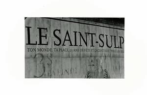 Le Saint-Sulpice by kribin