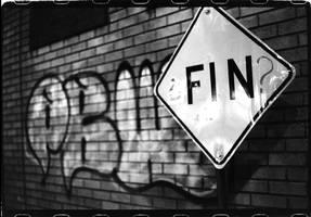 Fin? by kribin