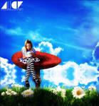 Alice by kribin