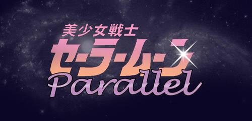 Sailor Moon: Parallel Logo