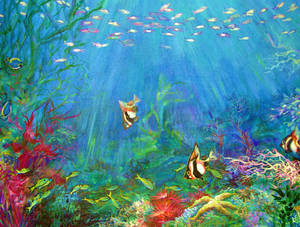 Under the Sea by KellyDelRosso