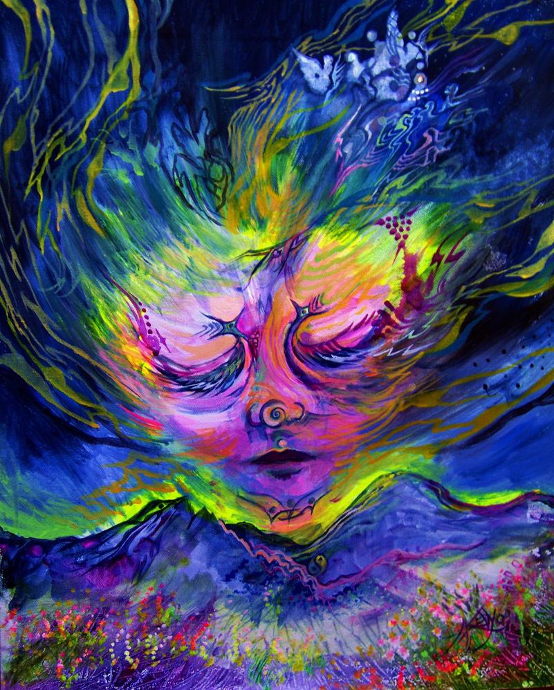 Aurora by KellyDelRosso
