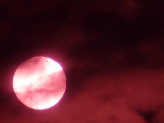 Venus Transit v3 by coolheart