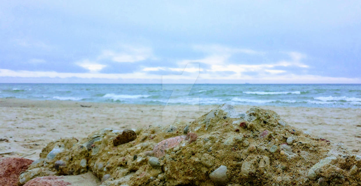 Baltic Sea by coolheart