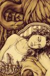 Veiled Tales 06 ~ Alice in Wonderland by alxferreiro