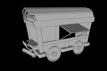 Planwagen by Pepperonie