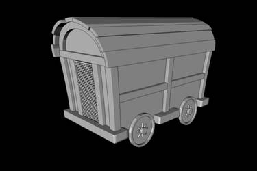 Planwagen 2 by Pepperonie