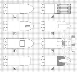 Shadowrun Ammunition Types by Pepperonie
