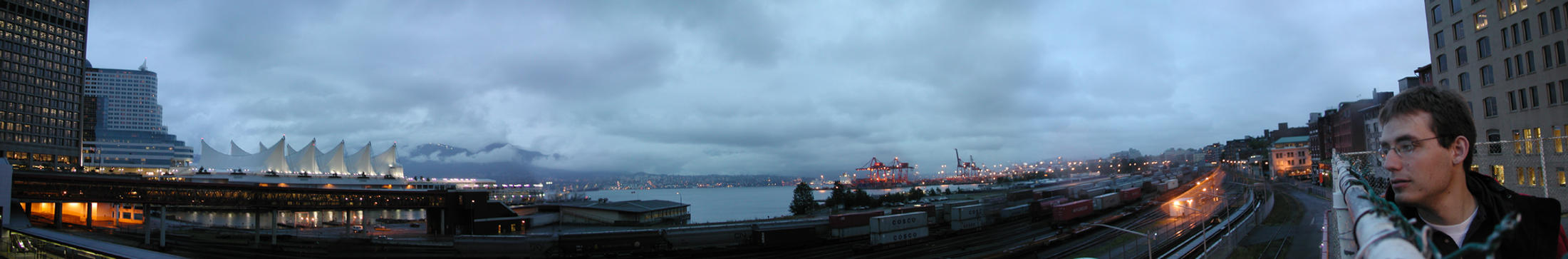 View From Gastown by sambidextrous