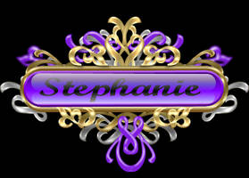 Name plaque by 1mad-moo-cow1