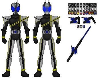 Kamen Rider Dark Decade - My version by TheKingKiva008 on ...