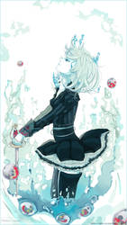 _blue by Rikku-Shiki