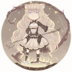 Original / april, 2013 by Rikku-Shiki