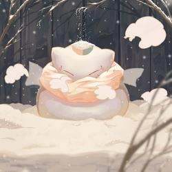 Nyanko-sensei by Rikku-Shiki