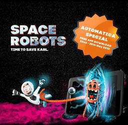 Space Robots - Save the Karl by fERs
