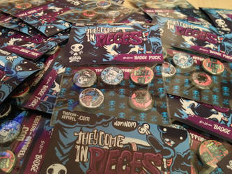 thefers Apparel - They come in Pieces by fERs