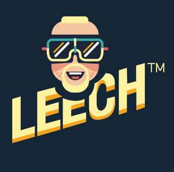 LeechTm Logotype by fERs