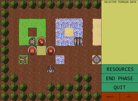 Steampunk Game GUI - WIP by tiopalada