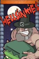 Hellsinkies - Preview by tiopalada