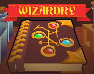 Spellbook2d - Wizardry! by tiopalada