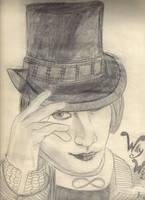 Willy Wonka by Kirin-Riki