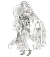 Sesshomaru-2004 by Kirin-Riki