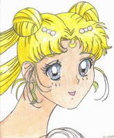 Sailor Moon by Kirin-Riki
