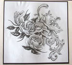 Tattoo Sleeve Design, Roses