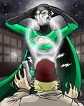 vampire superhero
