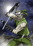 werewolf ninja