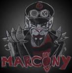 Con Badge - Marcony