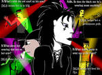 Goth Moves XXXV - Scarf Lingo