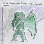 Brave Little Cthulhu : Page 4