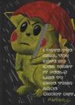 Pikachu In The Rain