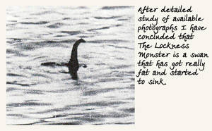 Lockness monster : New Theory by marcony