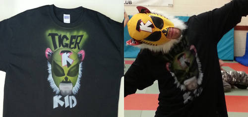 The Tiger Kid T-Shirt