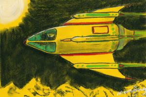 The Starship Spot 1 - Reboot V2 by marcony